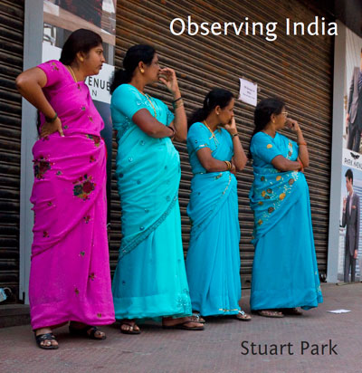Observing India Book Cover
